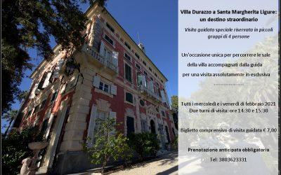 Villa Durazzo a Santa Margherita Ligure: un destino straordinario